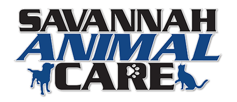 Savannah Animal Care Retina Logo