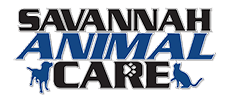 Savannah Animal Care Sticky Logo